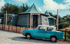 Hagrid's hut now sleeps six people, including your dog - so family holiday, anyone?