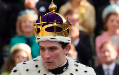 The Crown's Josh O'Connor says Prince Charles's life is 'pretty messed up'