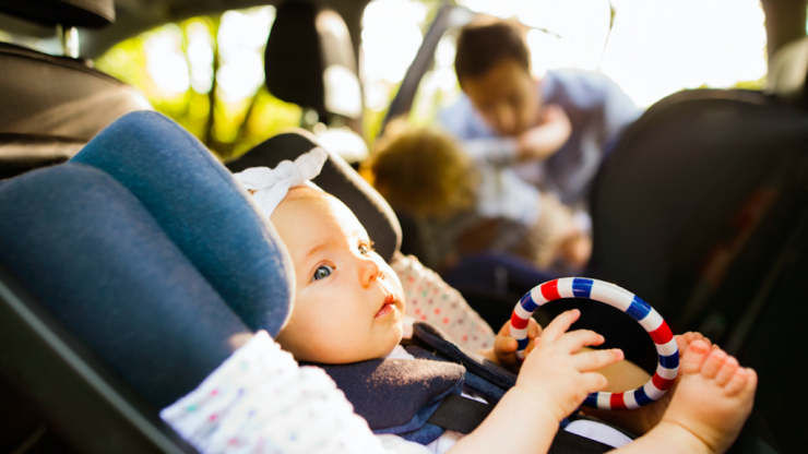 Italy has introduced strict new car seat laws for babies – and the reason for it makes total sense
