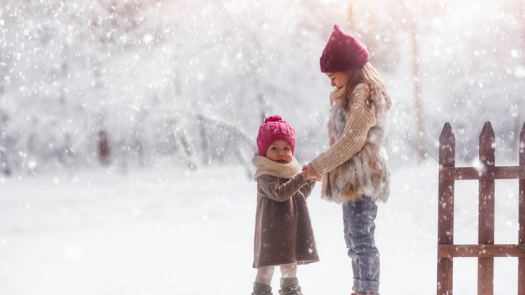 15 utterly perfect names for babies born in winter