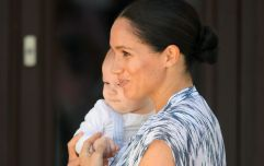 Baby Archie went on a secret trip to America with mum Meghan Markle back in September