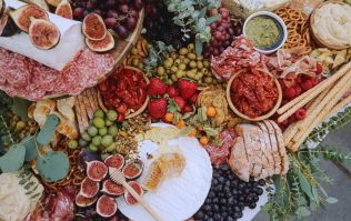 Grazing tables are the new stress-free way to host a crowd this Christmas season