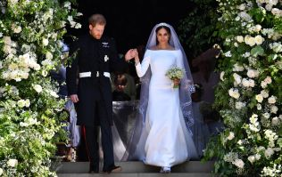 Meghan Markle and Prince Harry share adorable new wedding photo to celebrate special anniversary