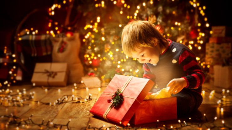 6 gifts for under the Christmas tree that will have the kids playing for hours