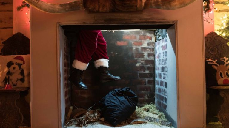 For something different - visit Santa with the family down on the Farm in Clare