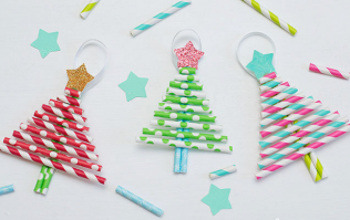 10 easy-peasy Christmas crafts to keep the kids busy indoors