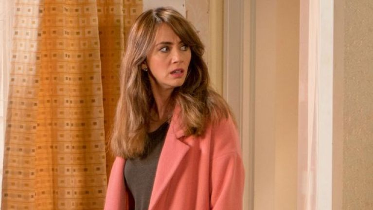 Coronation Street's Samia Longchambon on Maria Connor's pregnancy storyline