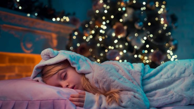 The song that will send your kids to sleep on Christmas Eve, according to science