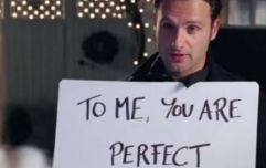 Love Actually is coming back to Omniplex Cinemas for just one night