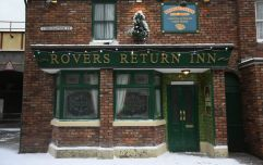 There's a very specialCoronation Streetdocumentary airing this Christmas