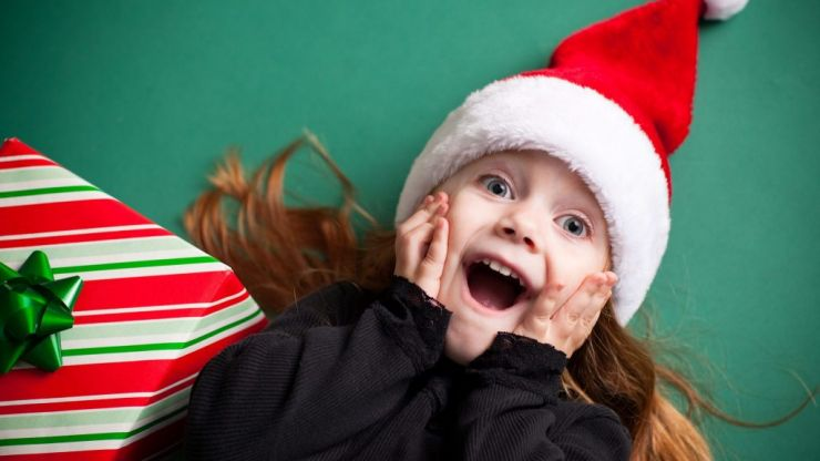 We love it - mum shares hack on getting kids to behave coming up to Christmas