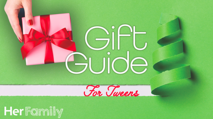 Herfamily Gift Guide: 10 great gifts for all those impossible-to-buy-for teens and tweens