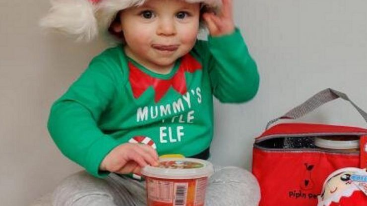Pipin Pear takes stress out of Christmas for busy parents with pre-made meals