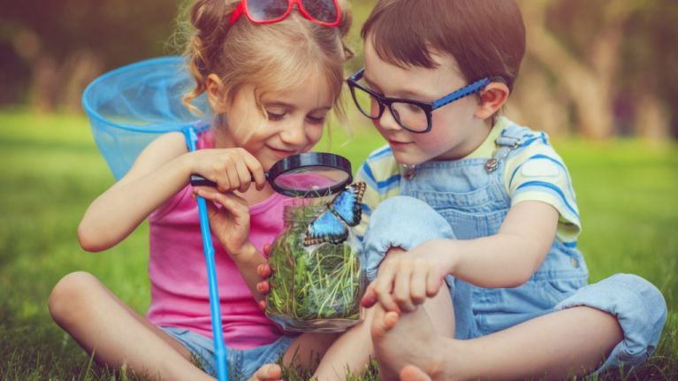 Where's the sun?! Keep the kids happy with these 6 rainy-day activities