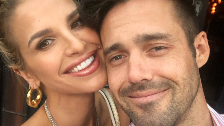 Vogue Williams and Spencer Matthews' reality TV show has reportedly been cancelled