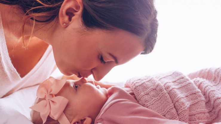 Is your little one's nose congested? Here's how to help clear it up