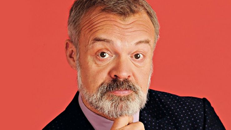 Here's the line-up for the first virtual edition of The Graham Norton Show tonight