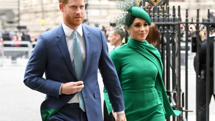 Harry and Meghan say they will 'not be engaging' with UK tabloid press anymore