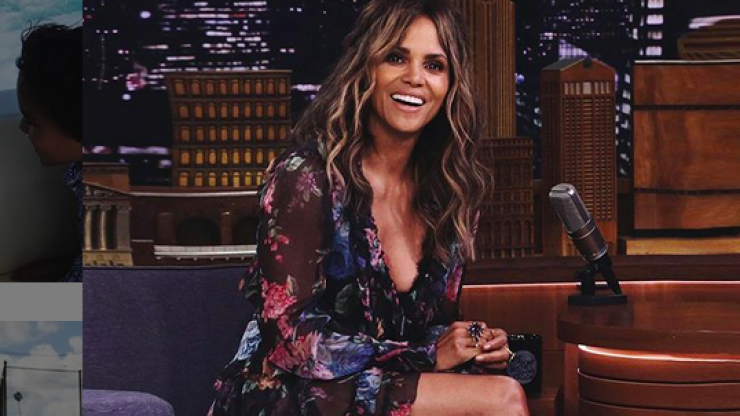Halle Berry just shared the recipe for her favourite DIY face mask – and we'll give this a go today