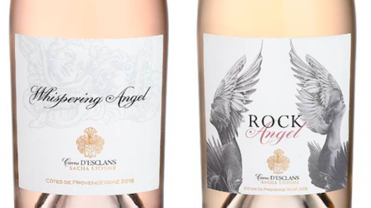Rosé fans rejoice! Whispering Angel has a posh big sister and she's only €40