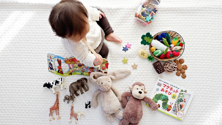 4 simple sensory activities to keep your baby stimulated