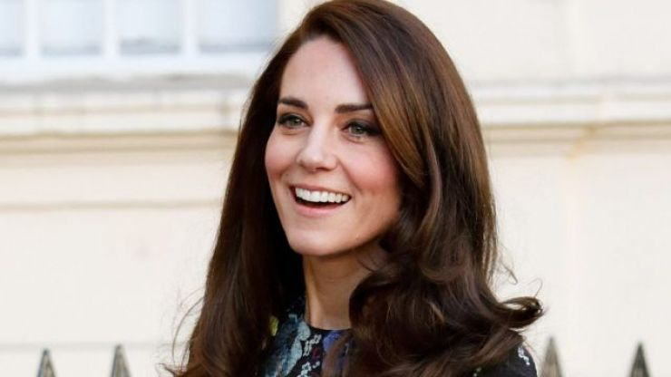 The Duchess of Cambridge checks in with mums who have just given birth during the pandemic