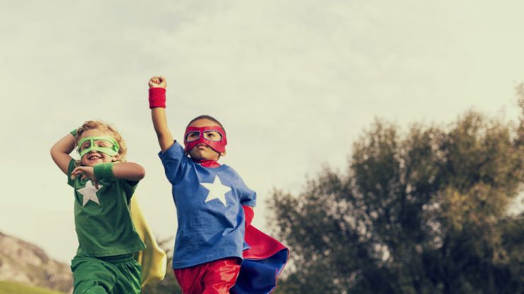 Stuck for simple home activities for the kids? Healthy Heroes has loads
