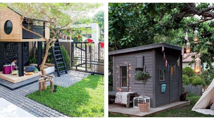Staycation ready? 10 DIY garden play-houses your kids will go crazy for