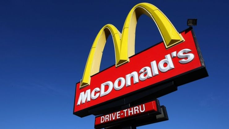 All McDonald's Drive-Thrus to reopen in Ireland on June 4
