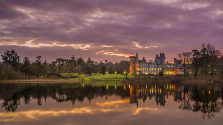 There's a special offer that lets you stay at TWO Irish castles the summer, and it's the five-star holiday of our dreams