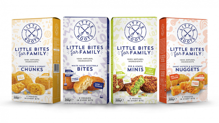 One of our favourite food brands, Strong Roots, has launched a kids range - and we have goodie bags