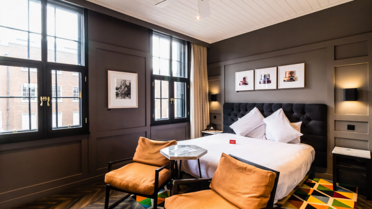 Fall (back) in love with Dublin with these amazing package deals at The Dean hotel