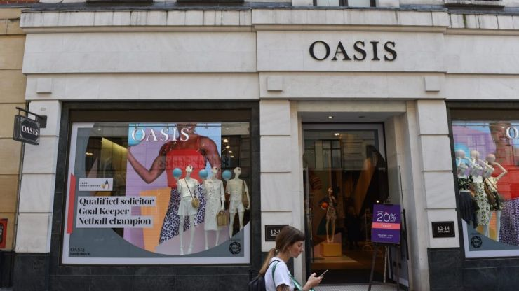 Boohoo could save Oasis and Warehouse as retailer buys online businesses
