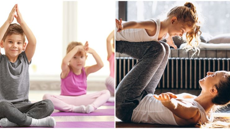 5 incredible benefits kids can get from doing yoga (and some easy poses to try first)