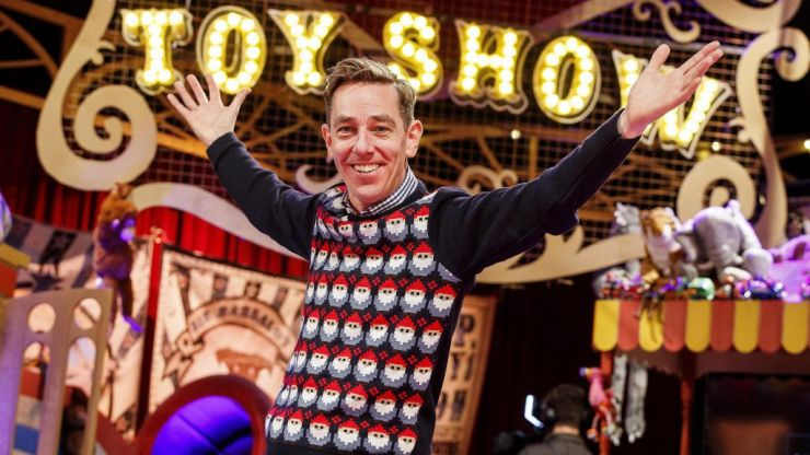 RTÉ is hosting a Late Late Toy Show singalong this month and the kids will love it