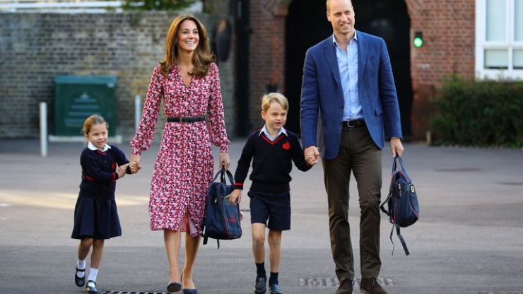 The parenting trick the Duchess of Cambridge swears by when George or Charlotte misbehave