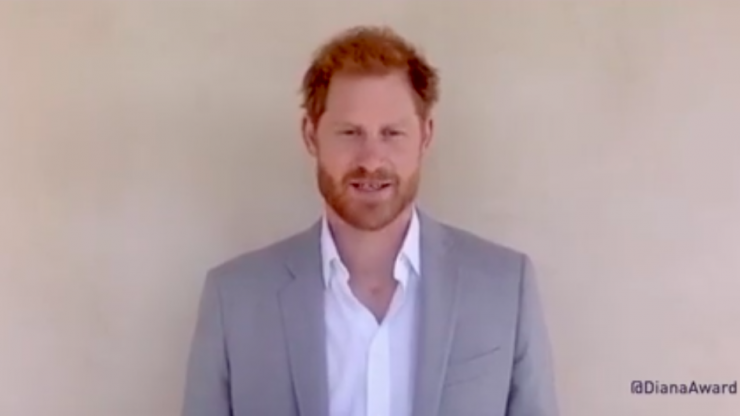 Prince Harry apologises for 'endemic' institutional racism in moving speech