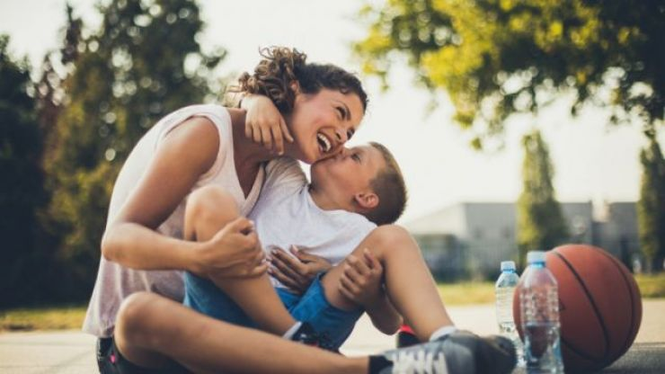 Boys who are close to their mothers do better in life, research has shown