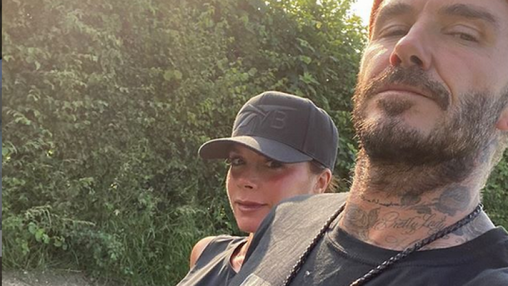 The Beckhams have just had a BIG couple of weeks – and they are still so, so in love