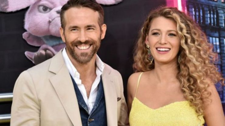 Apparently Taylor Swift just revealed the name of Blake Lively and Ryan Reynolds' third baby
