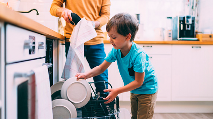 The tried-and-tested trick I rely on to get my kids to help out with chores