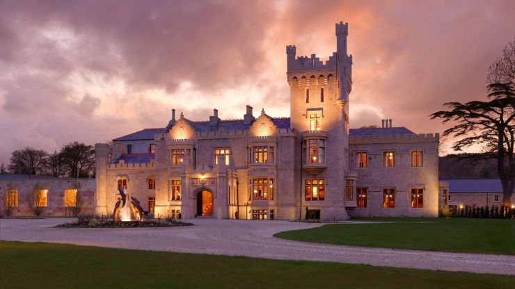 Lough Eske Castle's Babymoon Package is the ideal treat for expectant mums
