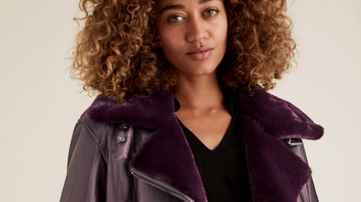 The €95 M&S jacket that will be your absolute life-saver this winter