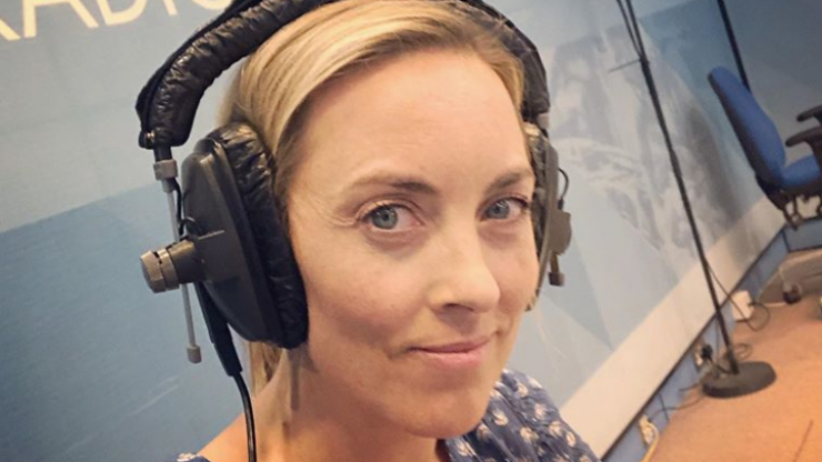 Kathryn Thomas shares words of encouragement to anyone who had a bad start to 2020