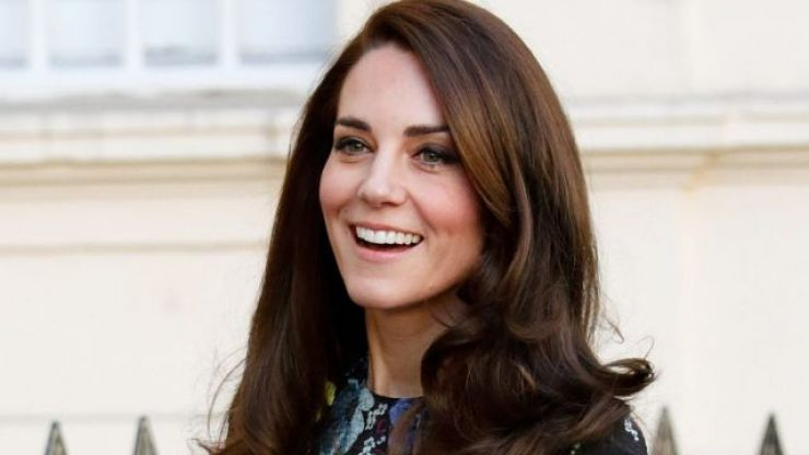 Kate Middleton has been named the top royal fashion icon