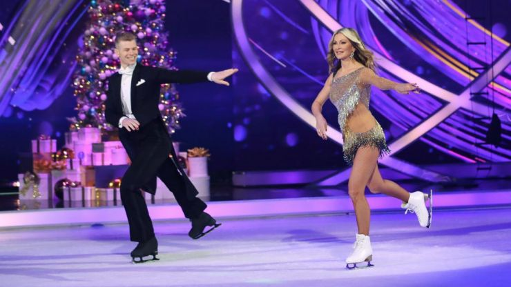 Caprice Bourret quits Dancing on Ice and releases a statement to explain her decision
