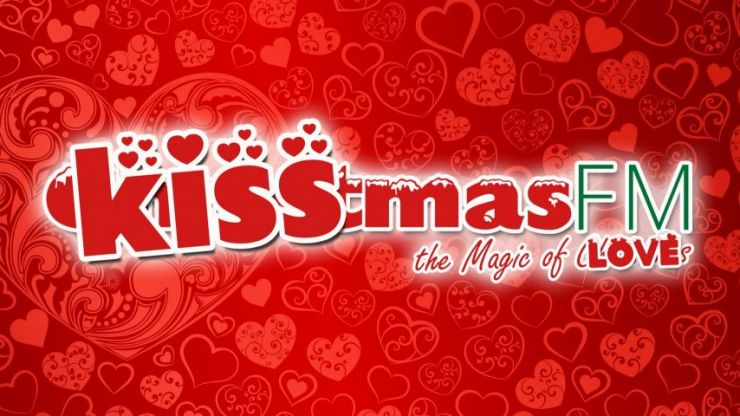 Christmas FM is officially back as Kissmas FM - but only for one week