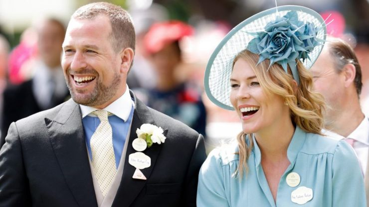 Queen's grandson Peter Phillips and his wife Autumn have split after 12 years