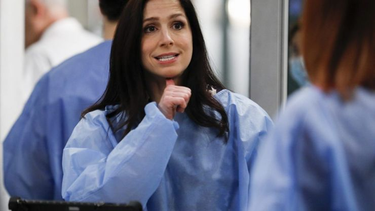 'A deaf doctor on a show like this could change lives': Shoshannah Stern on introducing the first deaf doctor to Grey's Anatomy