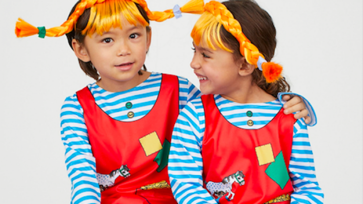 10 adorable World Book Day costumes to pick up at H&M right now